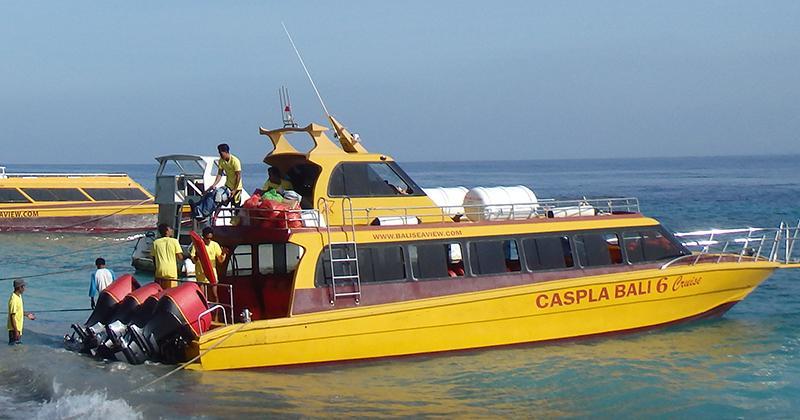 Eksposkaltim Speedboat Jadi Alat Transportasi Utama Menuju